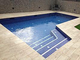 Piscines borrell dise o y construcci n de piscinas girona - Coste construccion piscina ...